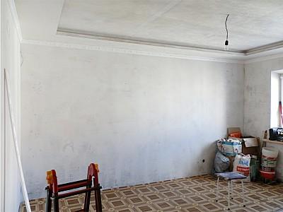 Ремонт комнаты. Потолок с подсветкой