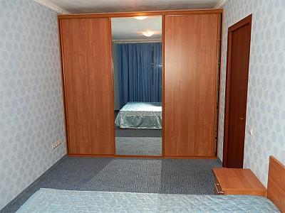 Объект 2009. Шкаф-купе в спальне